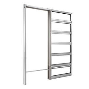 ECLISSE flush pocket door