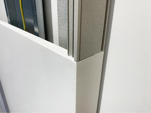 resin-coated profiles