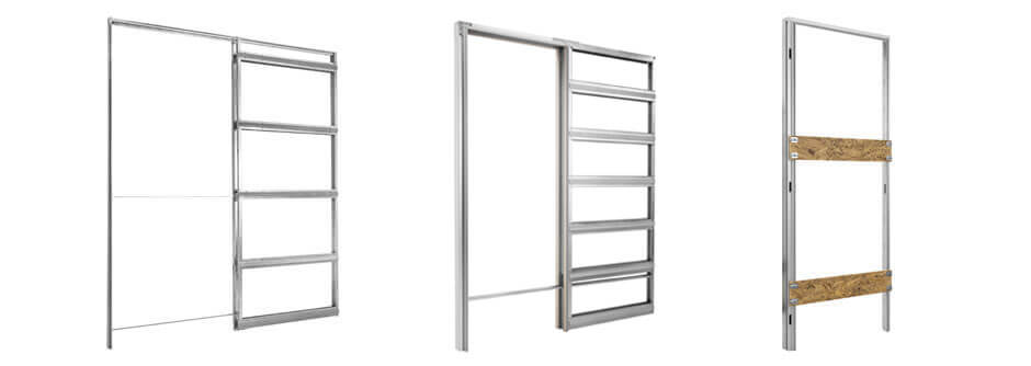 ECLISSE Sliding and Hinged Door Frames for US Standards